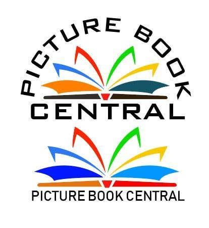 Penyertaan Peraduan #106 untuk logo for a picture book website