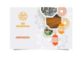 Nro 228 kilpailuun Happy EID card design käyttäjältä areverence