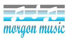 #10 untuk Design a Logo for Morgan Music oleh designsvilla