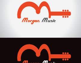 #64 untuk Design a Logo for Morgan Music oleh iaru1987