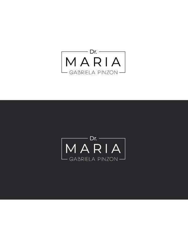 Contest Entry #79 for Logo and Brand Book for Dr. Maria Gabriela Pinzon (MD)