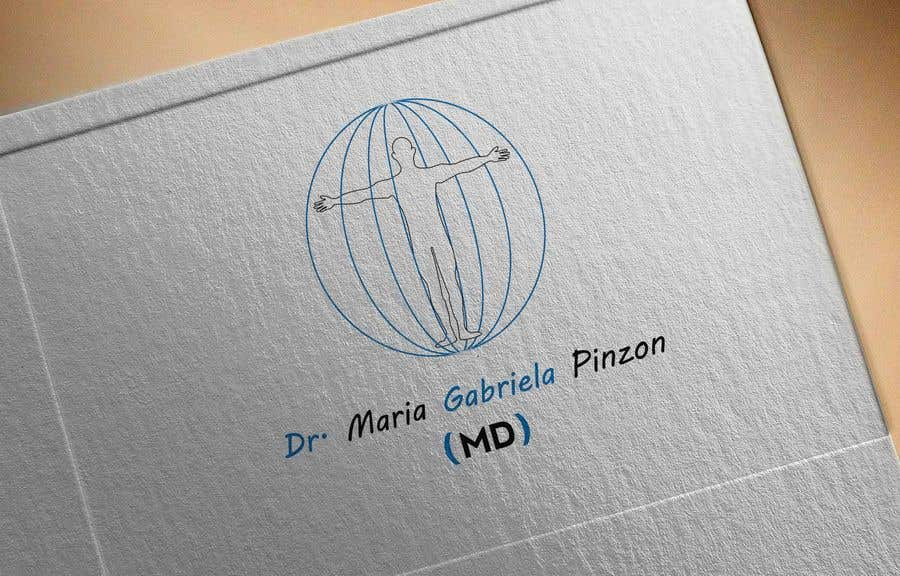 Contest Entry #143 for Logo and Brand Book for Dr. Maria Gabriela Pinzon (MD)