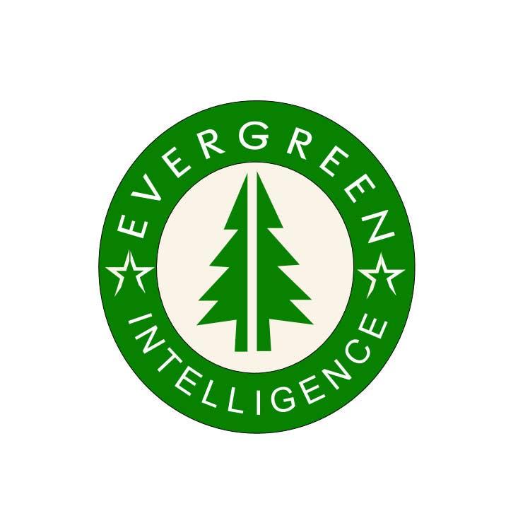 Proposition n°89 du concours Logo Design for Evergreen Intelligence