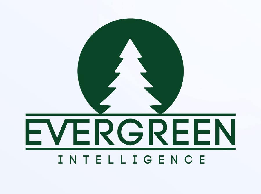 #63 for Logo Design for Evergreen Intelligence by RONo0dle