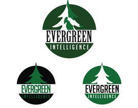#99 para Logo Design for Evergreen Intelligence por scriptink