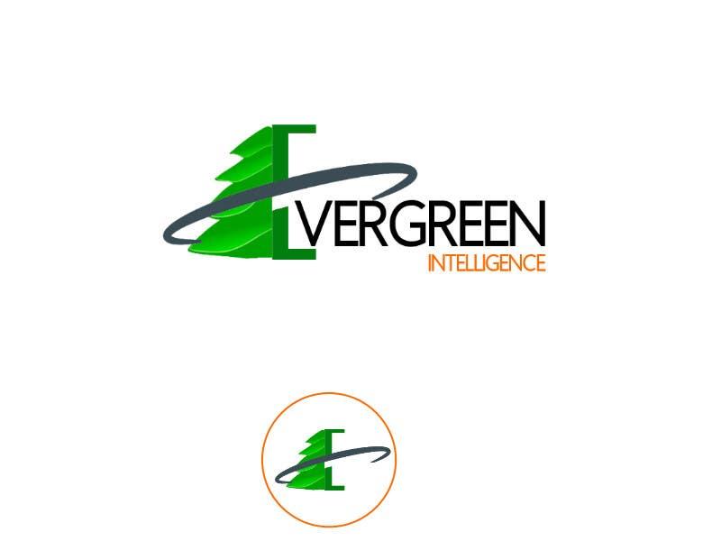 Proposition n°32 du concours Logo Design for Evergreen Intelligence