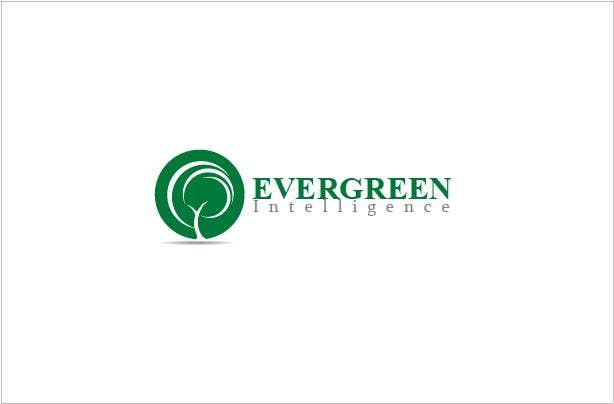 Proposition n°93 du concours Logo Design for Evergreen Intelligence