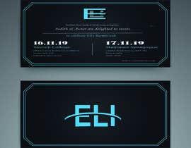 nº 20 pour Invitation design par MunzalinAnwar