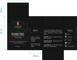 #72 for Label and Box Design for Face Oil by saurabhdaima1