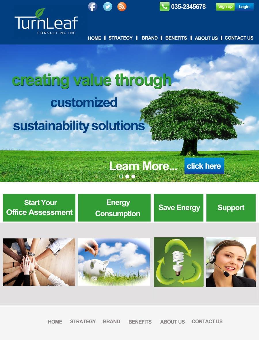 Proposition n°                                        4                                      du concours                                         Environmental Website