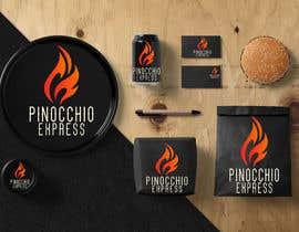 #80 untuk Logo Design for Pinocchio Express oleh reynaldotrabajo