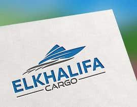 khaledmosharof09 tarafından Design a Logo for a Cargo Company için no 149