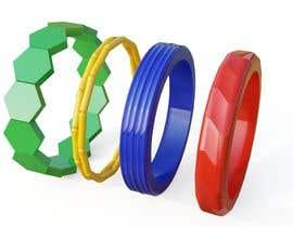#25 для Ideas/illustration for new women silicone stack rings от armandgomez
