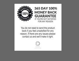 #15 для Infographic needed for money back guarantee от ConceptGRAPHIC