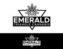 #400 cho Cannabis Logo bởi paulinakucharska