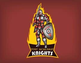 #72 for Logo Designer Knights Rugby by Cristhian1986