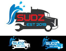 #4 for Sudz Mobile Truck Wash by Rupomx