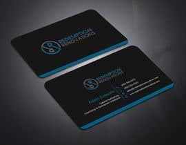 #15 для Business Cards for Redemption Renovations от abdulmonayem85