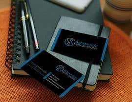 #62 для Business Cards for Redemption Renovations от Eva9356