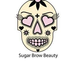 #8 for Sugar Brow Beauty Logo by jmproductions22