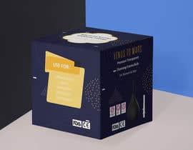 Nro 10 kilpailuun Packaging Box Design käyttäjältä htmlsafayet