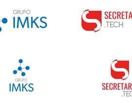 #26 cho Logotipo para Secretaria.tech y Grupo IMKS bởi afo5888de786c67c