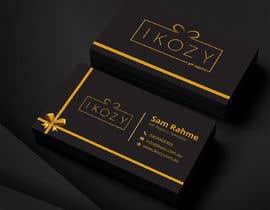"""Nro 133 kilpailuun Business Card for a """"online gift registry"""" käyttäjältä mmhmonju"""