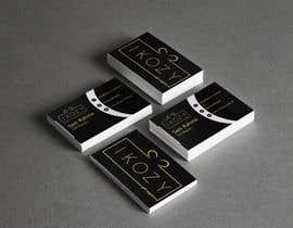 """Nro 129 kilpailuun Business Card for a """"online gift registry"""" käyttäjältä sakil300"""