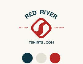 Nro 53 kilpailuun I need a logo. Company name is Red River T-shirt's. Focus is on living in the Midwest (Texas, Oklahoma), Texas slang, red river rivalry, and red hair. Logo must contain .com käyttäjältä vanessaaom
