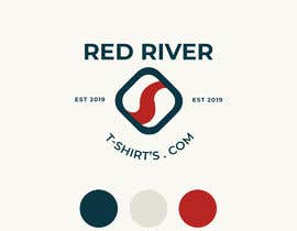 Nro 55 kilpailuun I need a logo. Company name is Red River T-shirt's. Focus is on living in the Midwest (Texas, Oklahoma), Texas slang, red river rivalry, and red hair. Logo must contain .com käyttäjältä vanessaaom