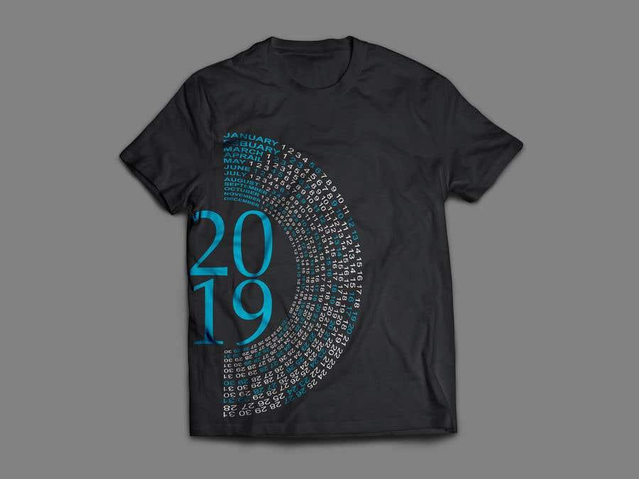 Penyertaan Peraduan #56 untuk Design an artwork of a general topic on t-shirt/hoodie