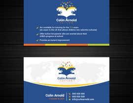 Nro 276 kilpailuun Design a business card käyttäjältä Designopinion
