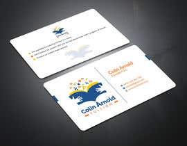 Nro 323 kilpailuun Design a business card käyttäjältä Mijanurdk
