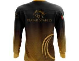#4 for Horse Riding Shirt Design Change by Hamzayaqoub
