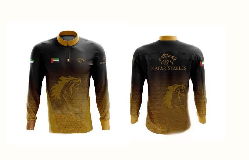 Konkurrenceindlæg #39 for Horse Riding Shirt Design Change