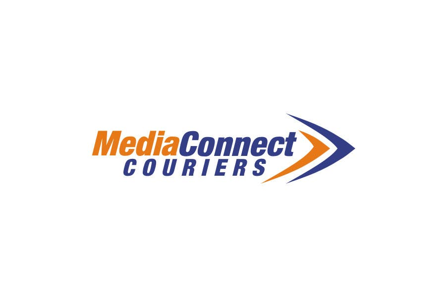 Contest Entry #73 for Logo Design for Media Connect Couriers