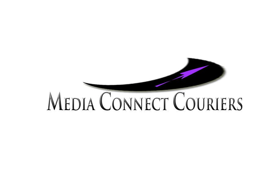 Contest Entry #43 for Logo Design for Media Connect Couriers