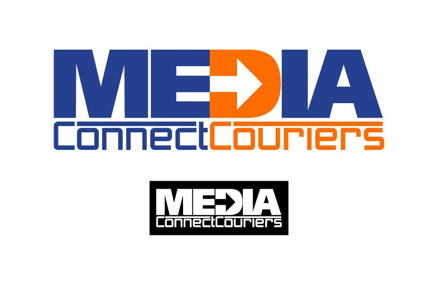 Contest Entry #72 for Logo Design for Media Connect Couriers