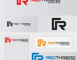 nº 83 pour Logo Design for RED THREAD GAMES par bpositive4everh