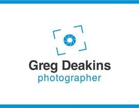 #37 para Logo Design for Greg Deakins - Photographer por OneTeN110