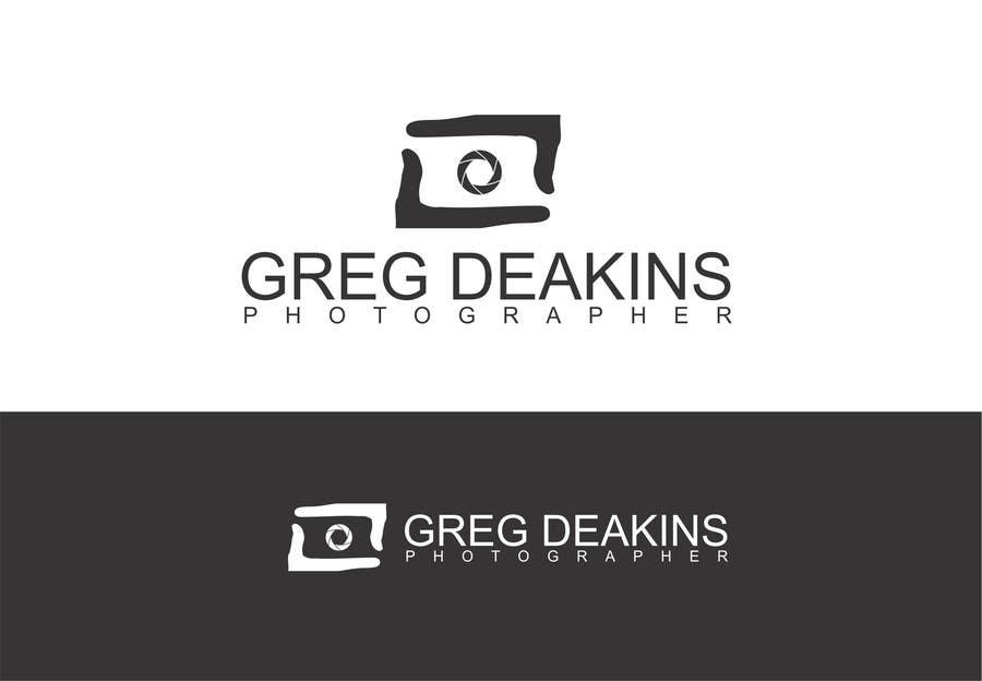 Contest Entry #28 for Logo Design for Greg Deakins - Photographer