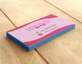 #3 untuk Cartão de Visitas para Loja de Laços para meninas oleh aliiqal120