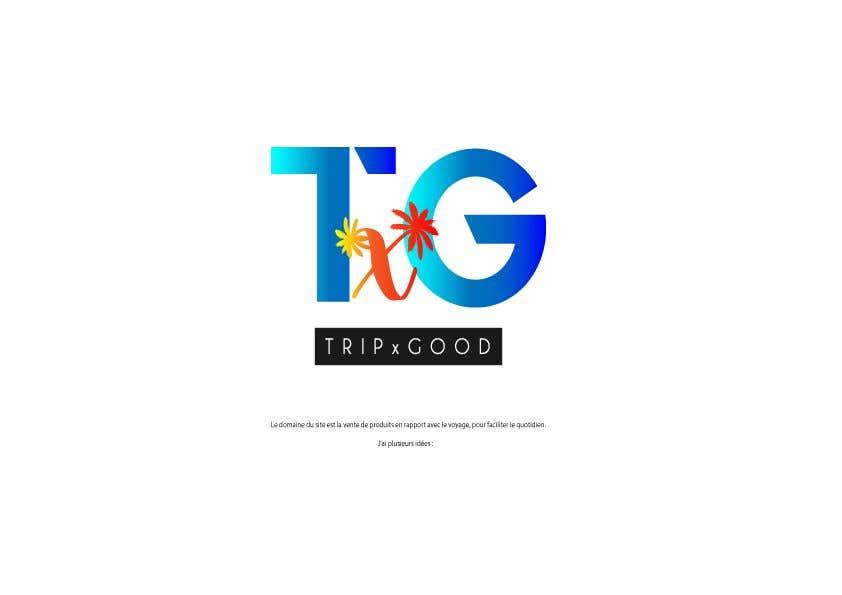 Proposition n°                                        15                                      du concours                                         Création de logo pour un site e-commerce (thème : voyage)