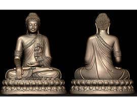 #24 untuk Design a garden Buddha statue oleh sihagarts