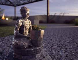 #5 untuk Design a garden Buddha statue oleh DjordjeDjenic