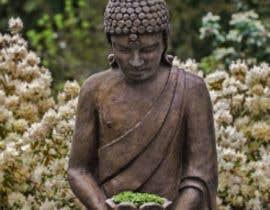 #17 untuk Design a garden Buddha statue oleh Arif108