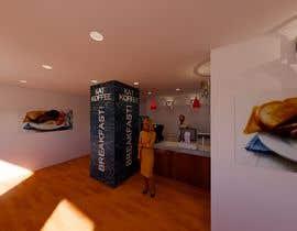 #24 для Design me a coffee shop от bilro