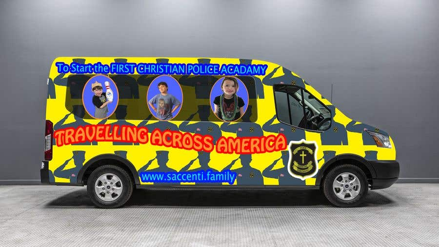 Contest Entry #73 for Vehicle Wrap