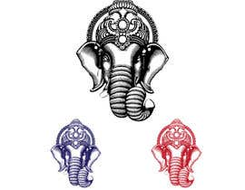 #6 for Ganesha - the elephant-headed god in Hinduism Vector Design af haryono99