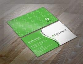 Nro 291 kilpailuun Need a new Visiting Card Designed käyttäjältä firozbogra212125